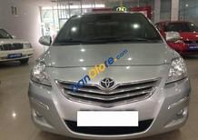 Bán xe Toyota Vios G đời 2012, màu bạc
