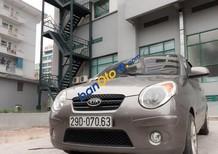 Bán Kia Morning Van đời 2010, màu xám số tự động