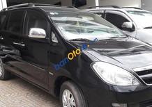 Bán Toyota Innova G 2006, màu đen xe gia đình, giá chỉ 410 triệu