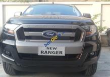 0945514132 - Bán xe Ford Ranger XLS 4x2 MT màu đen, giao xe ngay, hỗ trợ trả góp 80% giá trị xe nhanh gọn