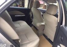 Cần bán xe Toyota Vios E đời 2010, màu bạc, giá tốt