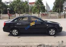 Bán xe cũ Daewoo Lacetti Ex 1.6 năm 2010, màu đen chính chủ
