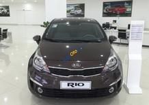 Bán xe Kia Rio, màu nâu, nhập khẩu nguyên chiếc, giá chỉ 525 triệu tốt nhất Gò Dầu(LH: 0938.805.546* Nguyệt)