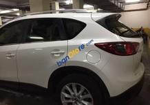 Bán xe cũ Mazda CX 5 đời 2012, màu trắng, giá 790tr