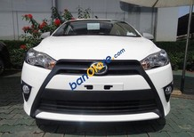 Toyota Gò Vấp - Đông Sài Gòn bán xe Toyota Yaris 1.3E đời 2017, màu trắng, 617 triệu