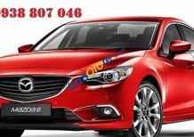 Cần bán xe Mazda 6 đời 2016, màu đỏ