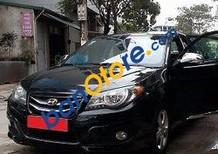Cần bán gấp Hyundai Avante năm 2011, màu đen chính chủ