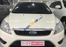 Bán xe Ford Focus 1.8AT đời 2011, màu trắng