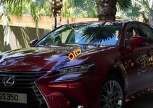 Lexus Trung Tâm Sài Gòn bán Lexus GS350 AT đời 2017, màu đỏ, nhập khẩu nguyên chiếc