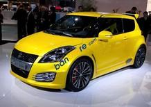 Bán ô tô Suzuki Swift đời 2017, màu vàng, nhập khẩu nguyên chiếc giá cạnh tranh