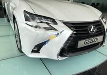 Cần bán xe Lexus GS 200T sản xuất 2017, màu trắng, nhập khẩu nguyên chiếc