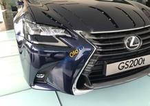 Cần bán Lexus GS 200T sản xuất 2017, nhập khẩu nguyên chiếc