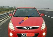 Cần bán Hyundai i20 2011, màu đỏ, nhập khẩu chính hãng