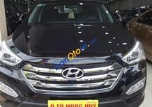 Bán Hyundai Santa Fe CRDi AT đời 2013, màu đen số tự động