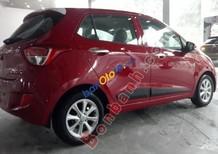 Bán xe Hyundai Grand i10 1.2AT đời 2017, màu đỏ, nhập khẩu chính hãng, 450tr