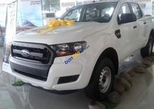 0945514132 - Giá rẻ nhất xe Ford Ranger XL màu trắng năm 2017, hỗ trợ trả góp tại Vĩnh Phúc