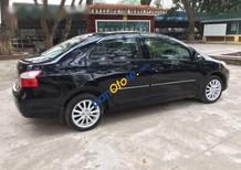 Cần bán xe cũ Toyota Vios sản xuất 2010, màu đen chính chủ