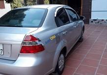 Bán ô tô Daewoo Gentra Lx 2009, màu bạc chính chủ, giá 215tr