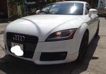 Bán Audi TT đời 2008, màu trắng, xe nhập, 839tr