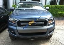 Cần bán xe Ford Ranger XLS MT đời 2016, màu xanh
