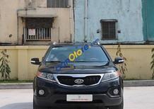 Chợ Ô Tô Hà Nội bán Kia Sorento GATH đời 2013, màu đen số tự động, giá chỉ 765 triệu