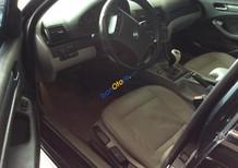 Cần bán xe BMW 318D đời 2004, chạy dầu màu đen, nhập khẩu chính hãng