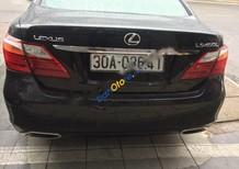 Bán Lexus LS 460L đời 2010, màu đen, nhập khẩu chính hãng chính chủ