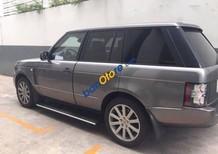 Cần bán xe LandRover Range Rover đời 2011, màu xám