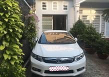 Cần bán gấp Honda Civic 2012, màu trắng