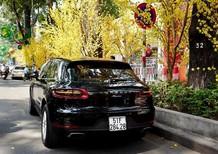 Bán Porsche Macan sx 8/2015, màu đen