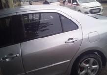 Bán xe Toyota Vios g đời 2009, màu bạc, 315tr