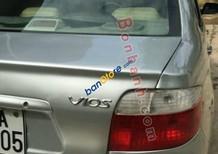 Bán Toyota Vios G đời 2003, màu bạc