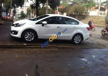 Cần bán xe cũ Kia Rio đời 2015, màu trắng, giá tốt