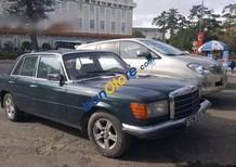 Cần bán lại xe Mercedes E280 đời 1978, giá tốt