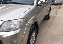 Cần bán Toyota Hilux G 3.0MT đời 2009, màu bạc, xe nhập chính chủ
