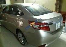 Cần bán xe cũ Toyota Vios đời 2015, màu bạc