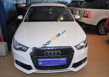 Bán Audi A1 sản xuất 2011, màu trắng, nhập khẩu