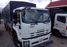 Bán xe tải Isuzu thùng mui bạt FVM34W 14,5 tấn – Liên hệ ngay