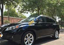 Lên đời cần bán xe Lexus RX AT đời 2010, màu đen, nhập khẩu