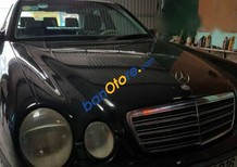 Bán xe cũ Mercedes E240 đời 2001, màu đen, 240tr