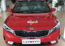 Bán ô tô Kia Cerato 2.0AT đời 2017, màu đỏ, giá chỉ 682 triệu