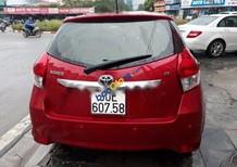 Bán Toyota Yaris G đời 2016, màu đỏ, nhập khẩu chính hãng chính chủ