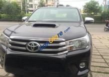 Toyota An Sương bán Toyota Hilux 2.8G MT 2017, màu đen, nhập khẩu nguyên chiếc