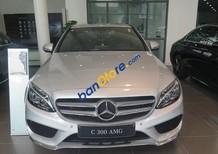 Cần bán Mercedes C300 AMG AT đời 2017, nhập khẩu nguyên chiếc