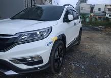 Gia đình cần bán Honda CR-V 2.4 trắng đăng ký 2016