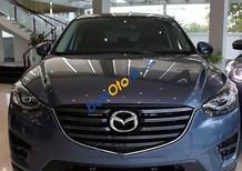 Bán Mazda CX 5 đời 2017, màu xanh lam