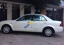 Cần bán xe cũ Ford Laser đời 2002, màu trắng