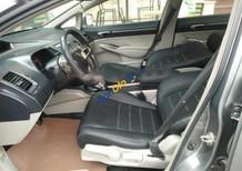 Cần bán xe Honda Civic 2.0 đời 2007, màu bạc chính chủ, giá 420tr