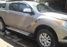 Bán xe Mazda BT 50 đời 12/2015, màu ghi vàng, nhập khẩu nguyên chiếc