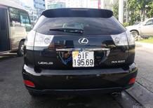 Cần bán xe Lexus RX350 sản xuất 2007, màu đen nhập khẩu nguyên chiếc